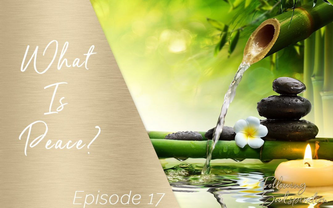 Episode 17 – What Is Peace?